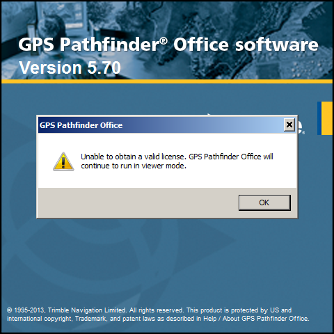 What types of license levels does Trimble GPS Pathfinder Office software  offer? - NEI